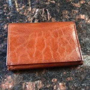 wallet never used